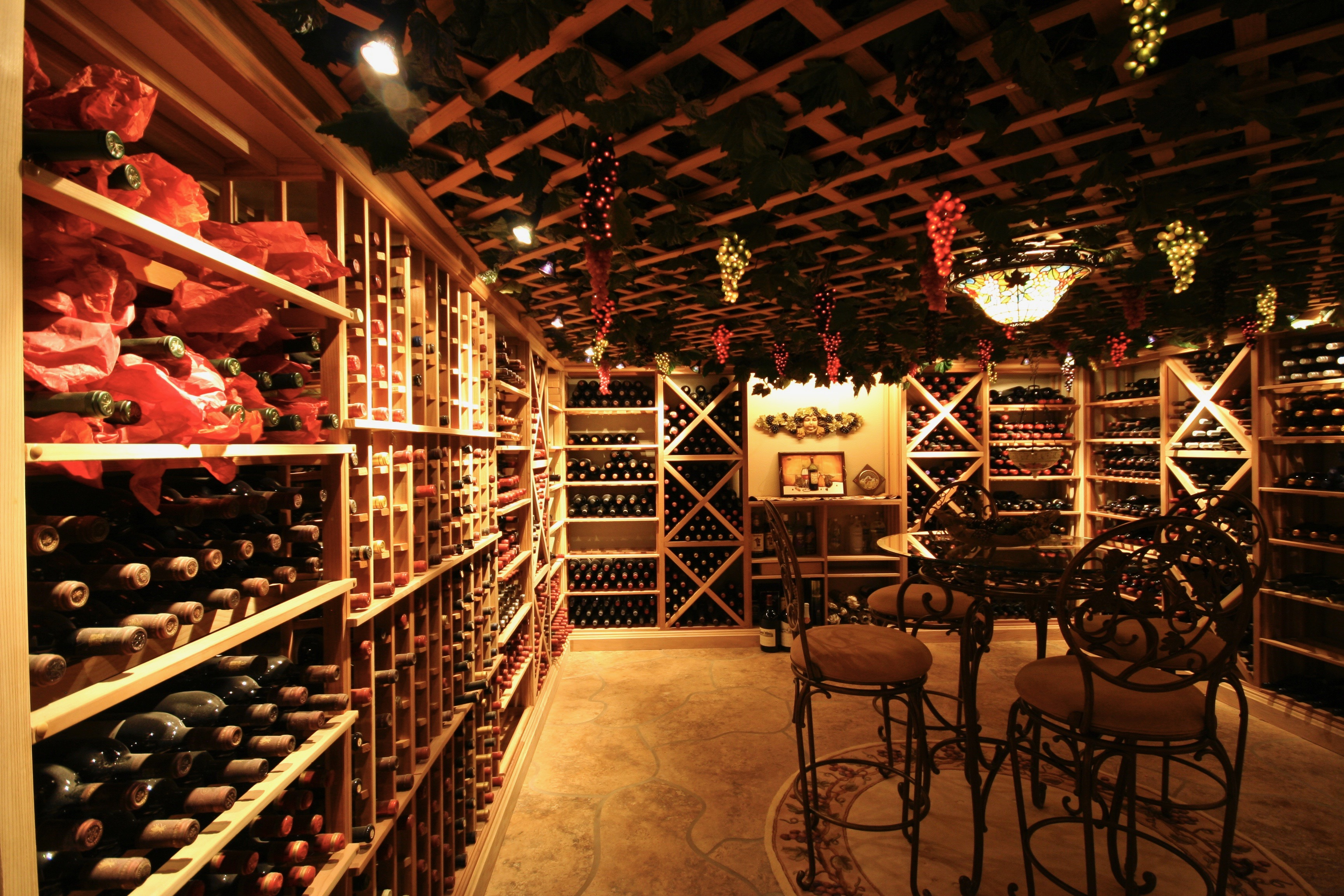 wine cellar lighting. Indoor-lighting-wine-cellar-residential-electrical-2 Wine Cellar Lighting